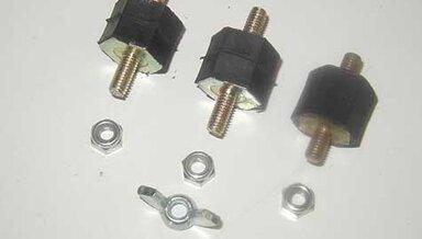 123 Non Turbo Air Filter Mount Repair Kit