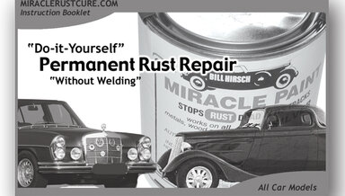 Do It Yourself Permanent Rust Repair Without Welding