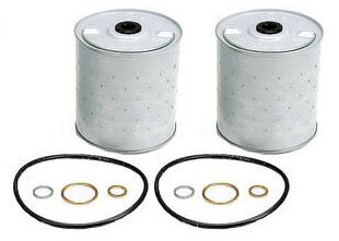 1970 to 1976 115 Chassis Diesel Oil Filter Twin Pak  (Code 1)