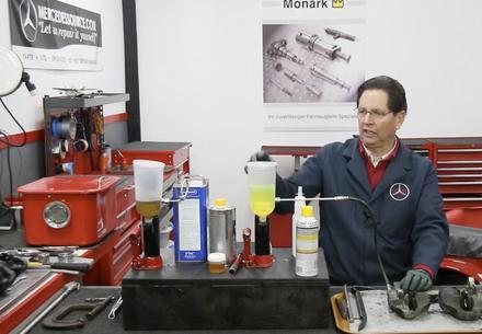Mercedes Brake Caliper Removal - On Demand Video