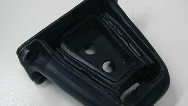 126 Differential Rubber Mount