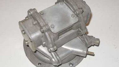 300SD 116 Engine Driven Vacuum Pump (used)