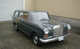 230 Universal Finback Wagon