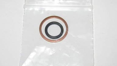 diesel fuel filter washer and oring