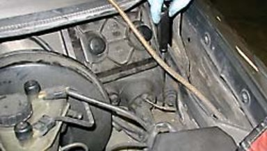 123 Engine Compartment Drains...