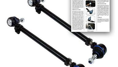 116 126 Tie rod kit