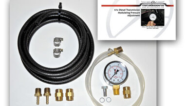 61x Diesel Automatic Transmission Modulating Pressure Test Kit