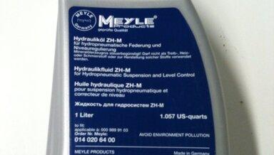 All Models Self Leveling Suspension SLS Proper Hydraulic Fluid - 1 Liter