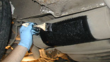 Muffler Patch Repair