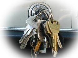 Overloaded keychain