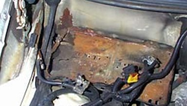 123 Battery Box Rust Out...