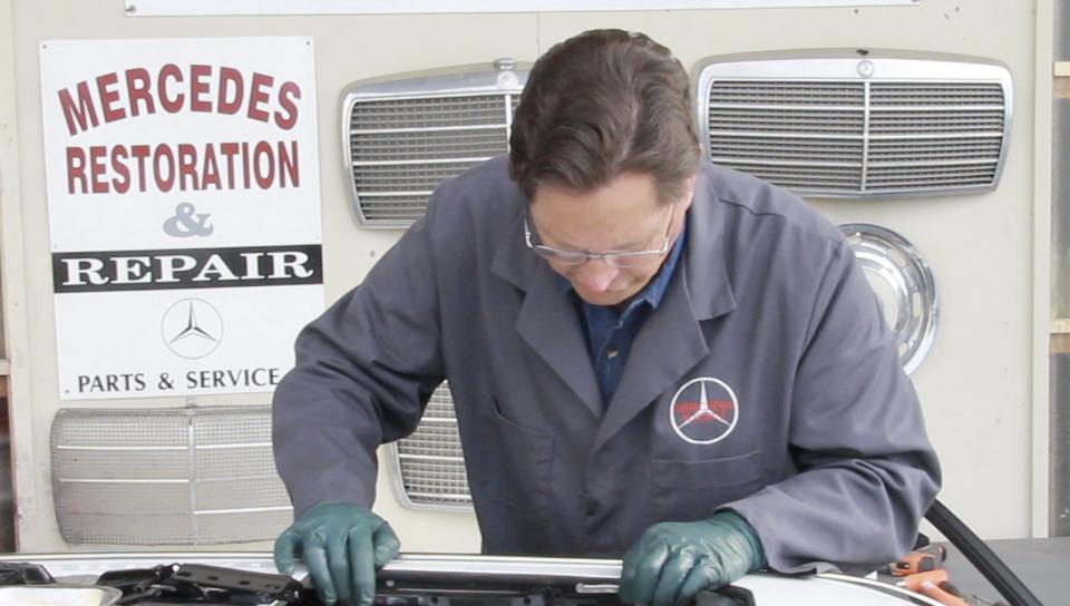 Tilting Sunroof Repair