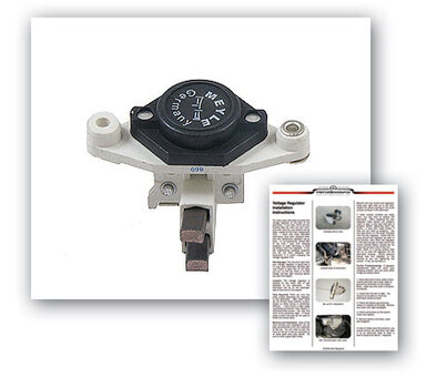 Early Internal Square Voltage Regulator