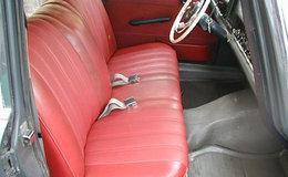 230 Universal Finback Wagon Front Seat