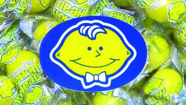 1 Lemonhead piece of candy!!