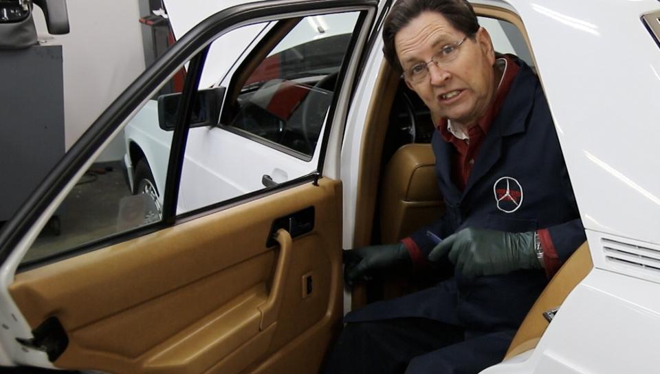 Rear Power Window Test - On Demand Video