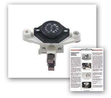 Early Internal Meyle Square Voltage Regulato