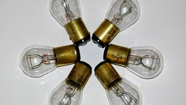 front turn signal bulb 6 pak