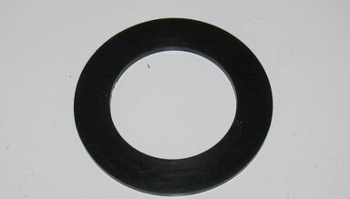 Wide oil filler gasket