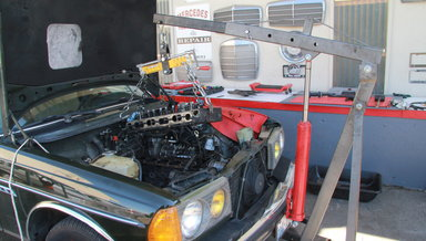 Removing the Cylinder Head to Diagnosis an Overheating Diesel - On Demand Video