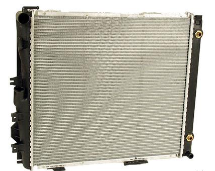 124 Nissens radiator