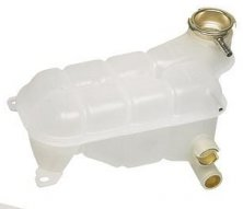 201 124 Chassis Radiator Expansion Tank