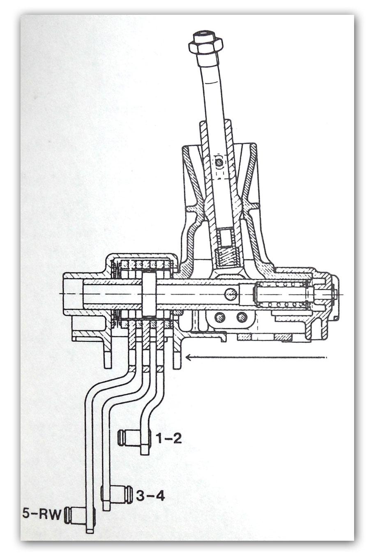 Manual Transmission Shift Linkage Binding Transmission