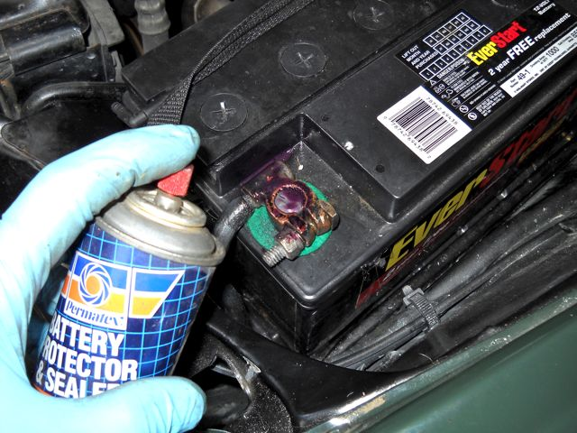 Properly Maintaining an Old Car Battery | Electrical Problem ...