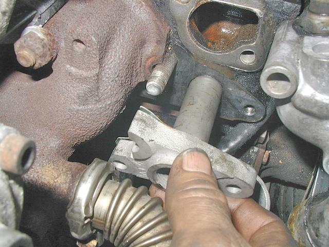 617 Turbo Diesel Timing Chain Tensioner Installation | Engine