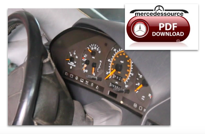 Inaccurate or erratic fuel gauge electrical problem instrument cluster removal and component replacement by kent bergsma download fandeluxe Image collections