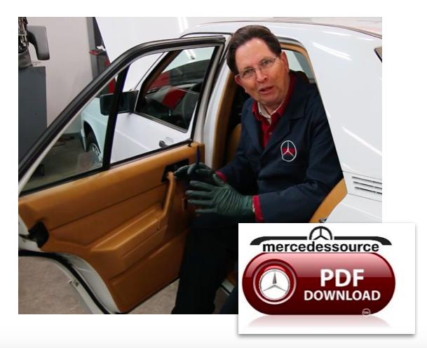 123 Chassis Door Maintenance And Repair By Kent Bergsma