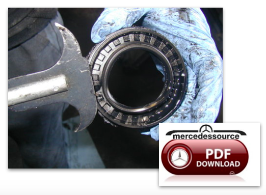 616 617 Diesel Engine Front Pulley, Counterbalance and Crank Seal Replacement Guide by Kent ...