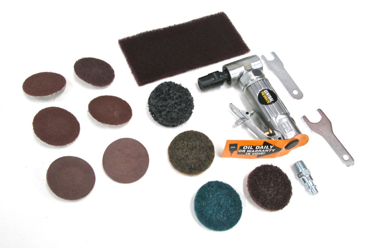 Miracle Paint Preparation Kit For Rust Pitted Surfaces