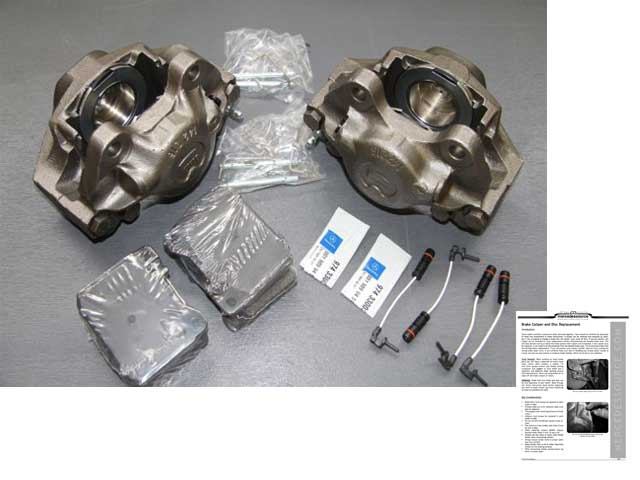 123 240d 300d 300cd 300td rebuilt front brake caliper