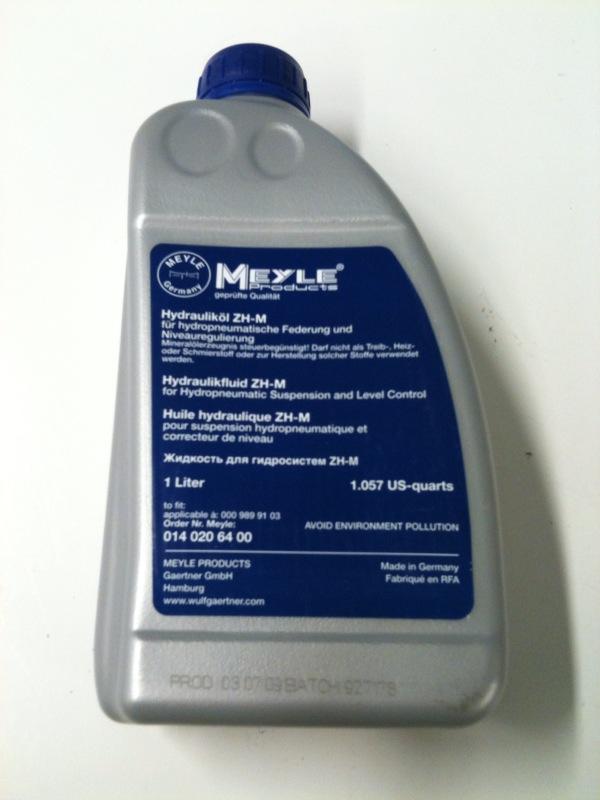 All models self leveling suspension sls proper hydraulic for Mercedes benz hydraulic fluid