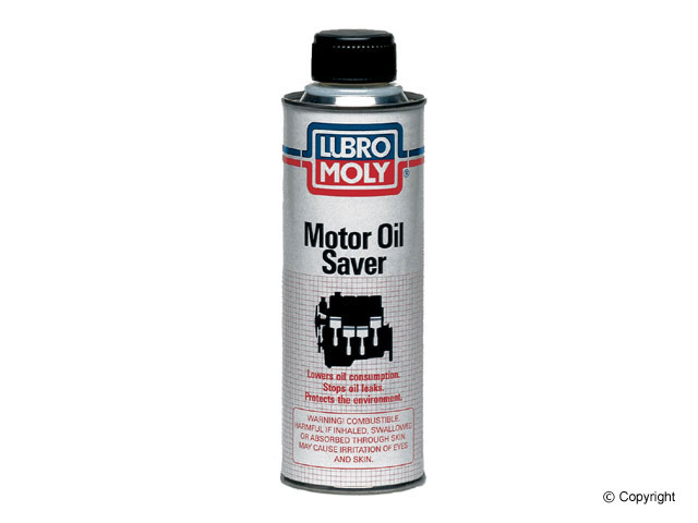 Lubro moly motor oil saver for diesel and gasoline for Diesel motor oil in gas engine