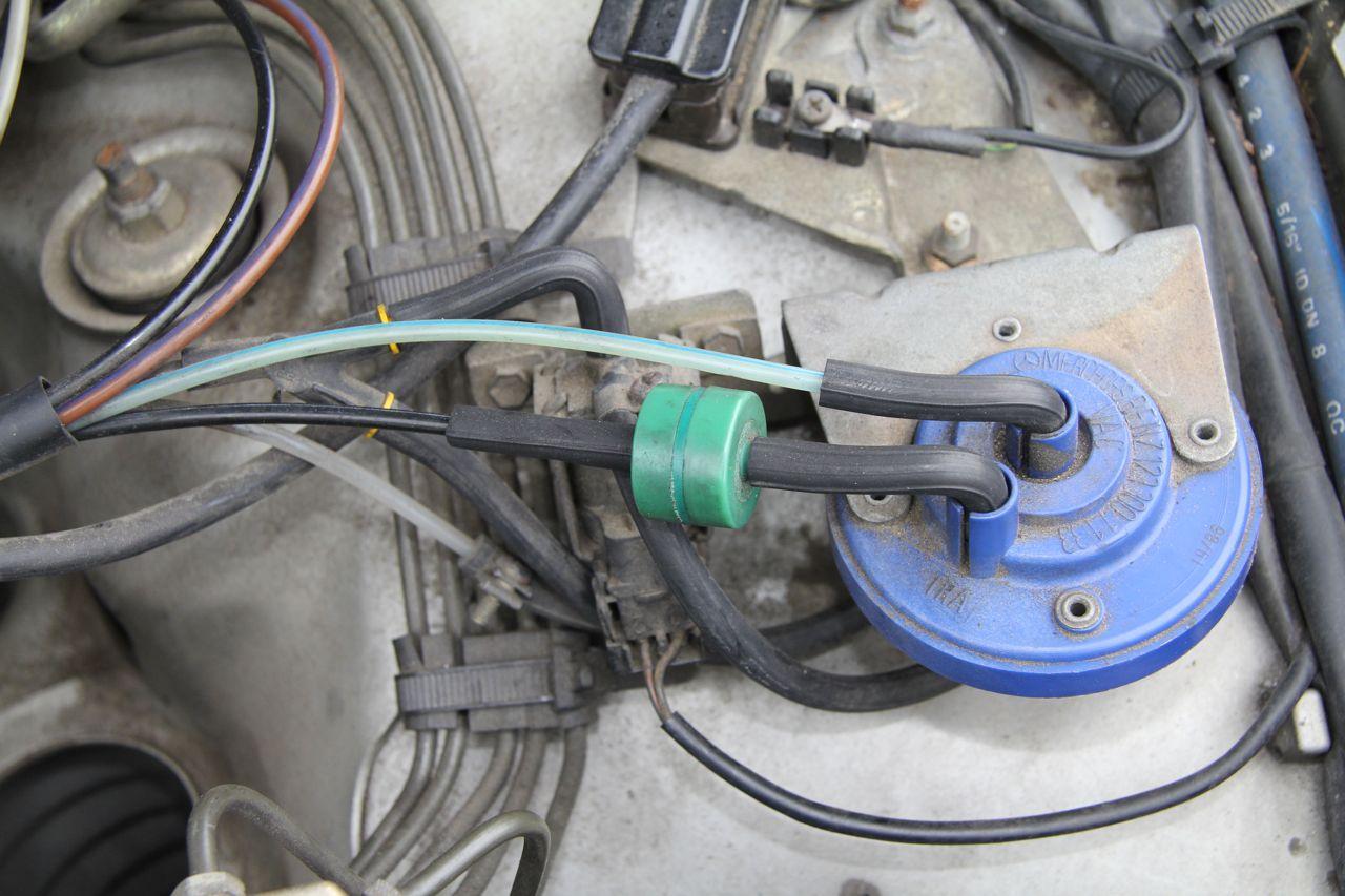 603 Diesel Engine Vacuum Hose Leaks And Faulty Routing