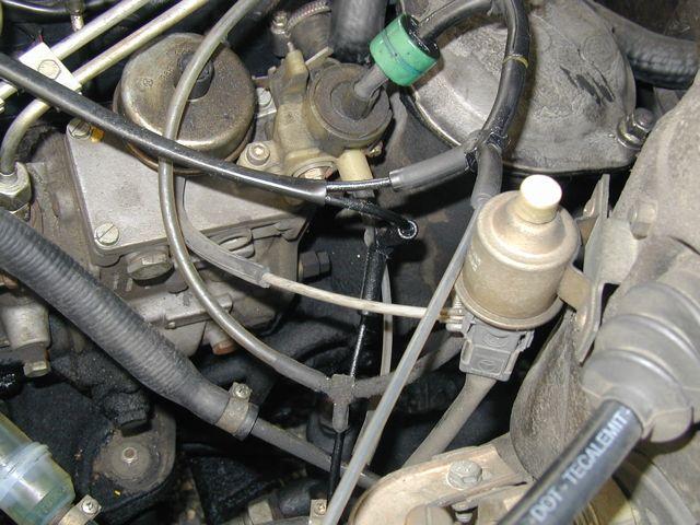 617 Turbo Diesel Engine Rack Damper (Idle Stabilizer) Adjustment