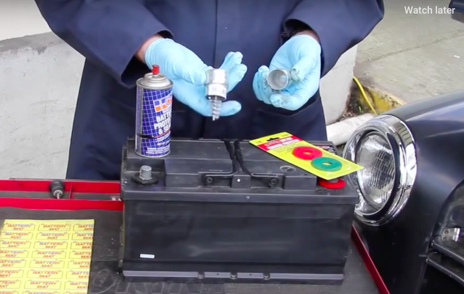 Battery Maintenance and Service Tips for All Mercedes | Engine