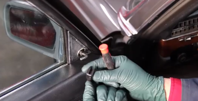 Outside Rear View Mirror Trouble Interior Problem