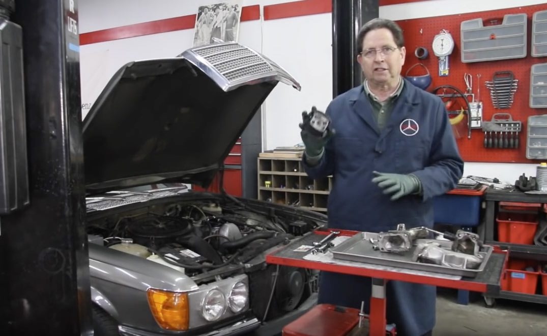 how to strip an engine