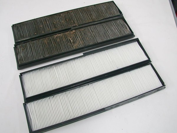 1994 And 1995 W124 Cabin Air Filter Replacement Set