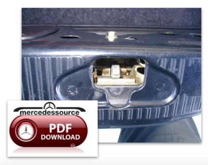 123 Emergency Trunk Lock Release By Kent Bergsma - Download