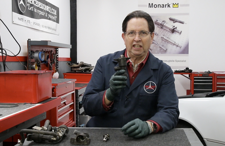 Mercedes Monovalve Installation - On Demand Video