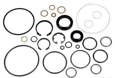 123 126 Chassis Power Steering Box Reseal Kit