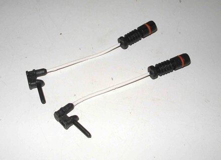 Set 2 brake pad sensor wires
