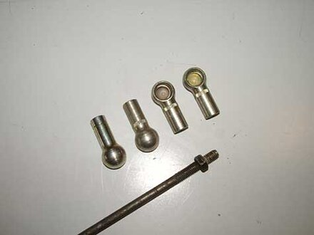 Throttle Linkage Ball Joints set of (4)