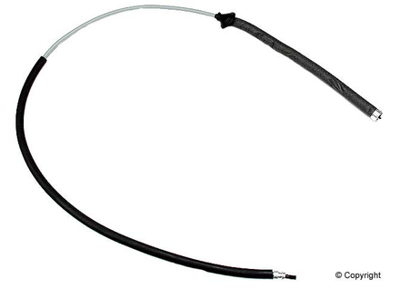 123 300D 300CD 5 Cylinder Speedometer Cable 1977 to 1981