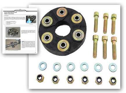 116 126 107 Gas V8 Drive Shaft Flex Disk Joint Kit