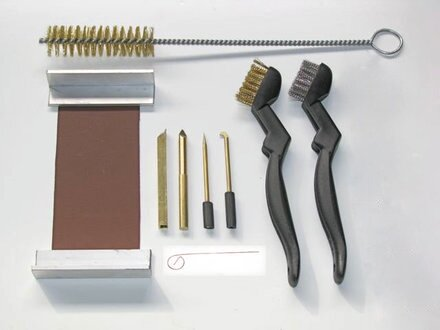 Top brass custom cleaning kit for diesel fuel injectors designed quantity solutioingenieria Image collections